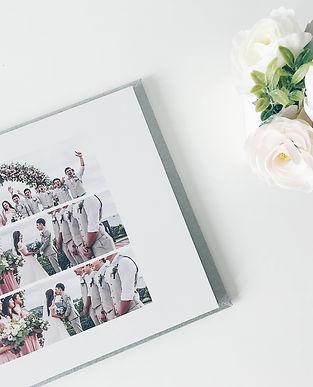 Lovestills Timeless Album_Minimalist Des
