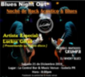 Show Acustico con LUCKRE GERAD y GRUMPA_