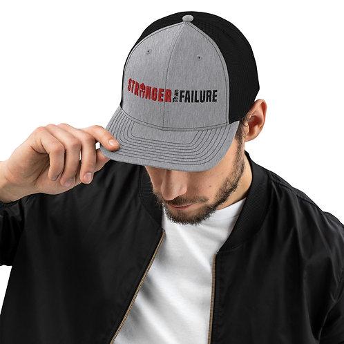 Stronger Than Failure Trucker Cap
