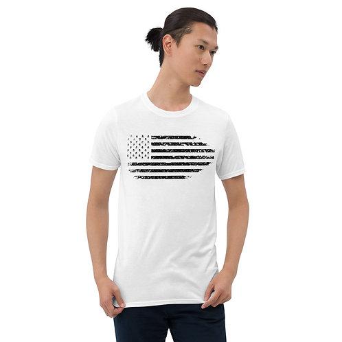 Stronger Nation Flag Unisex T-Shirt