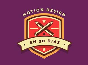 motion design em 30 dias