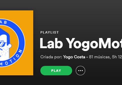 Playlist Lab YogoMotion 🎵