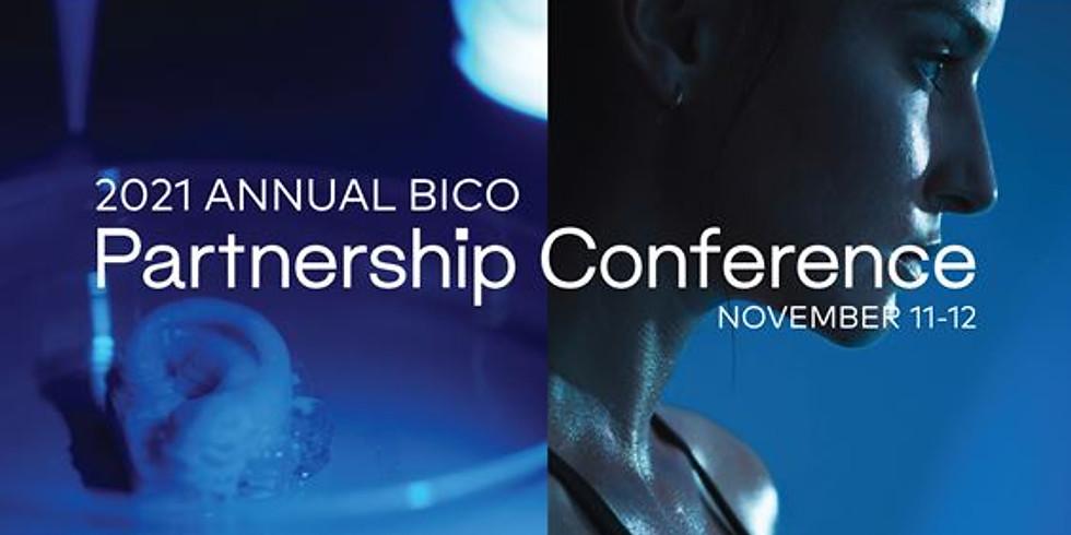 2021 BICO (CELLINK) PARTNERSHIP CONFERENCE