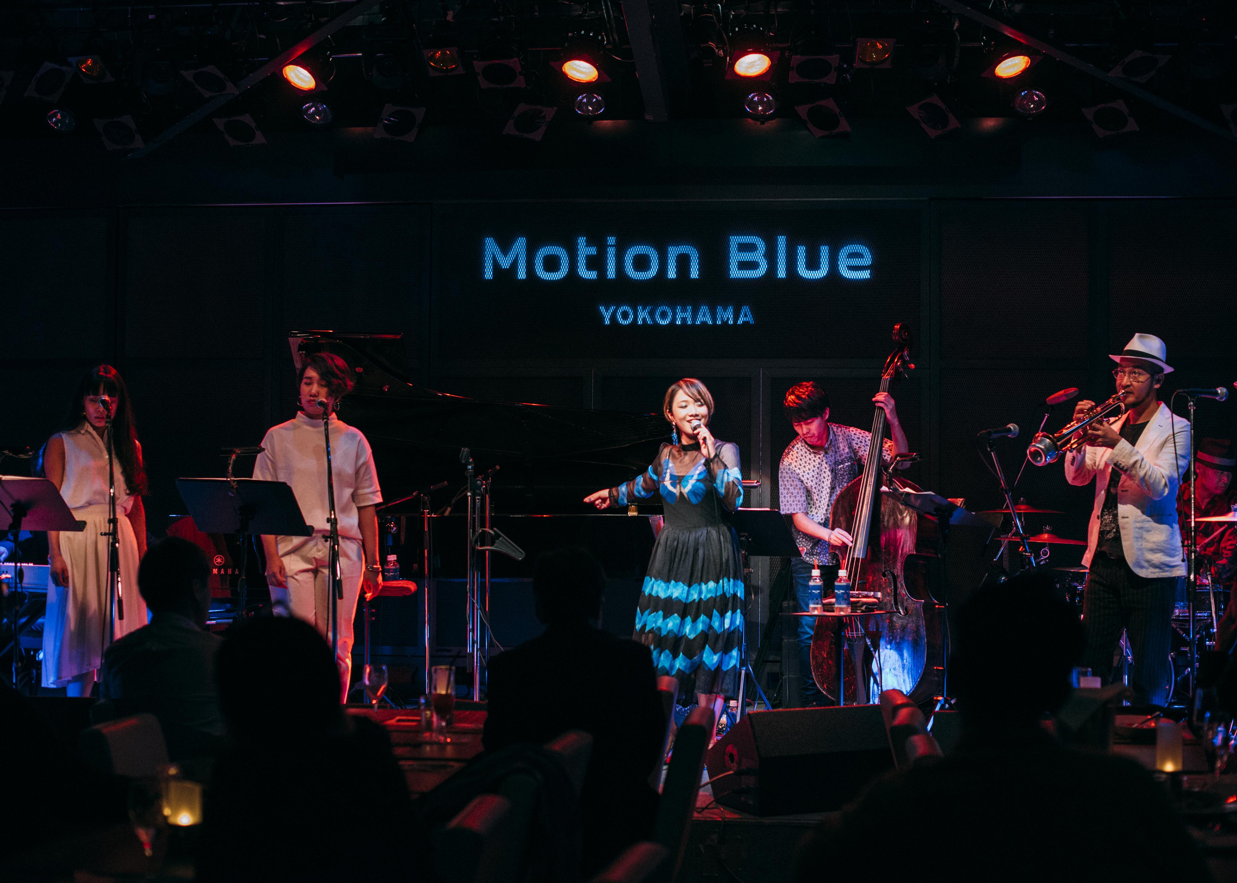2018.11.9 at Motion Blue YOKOHAMA