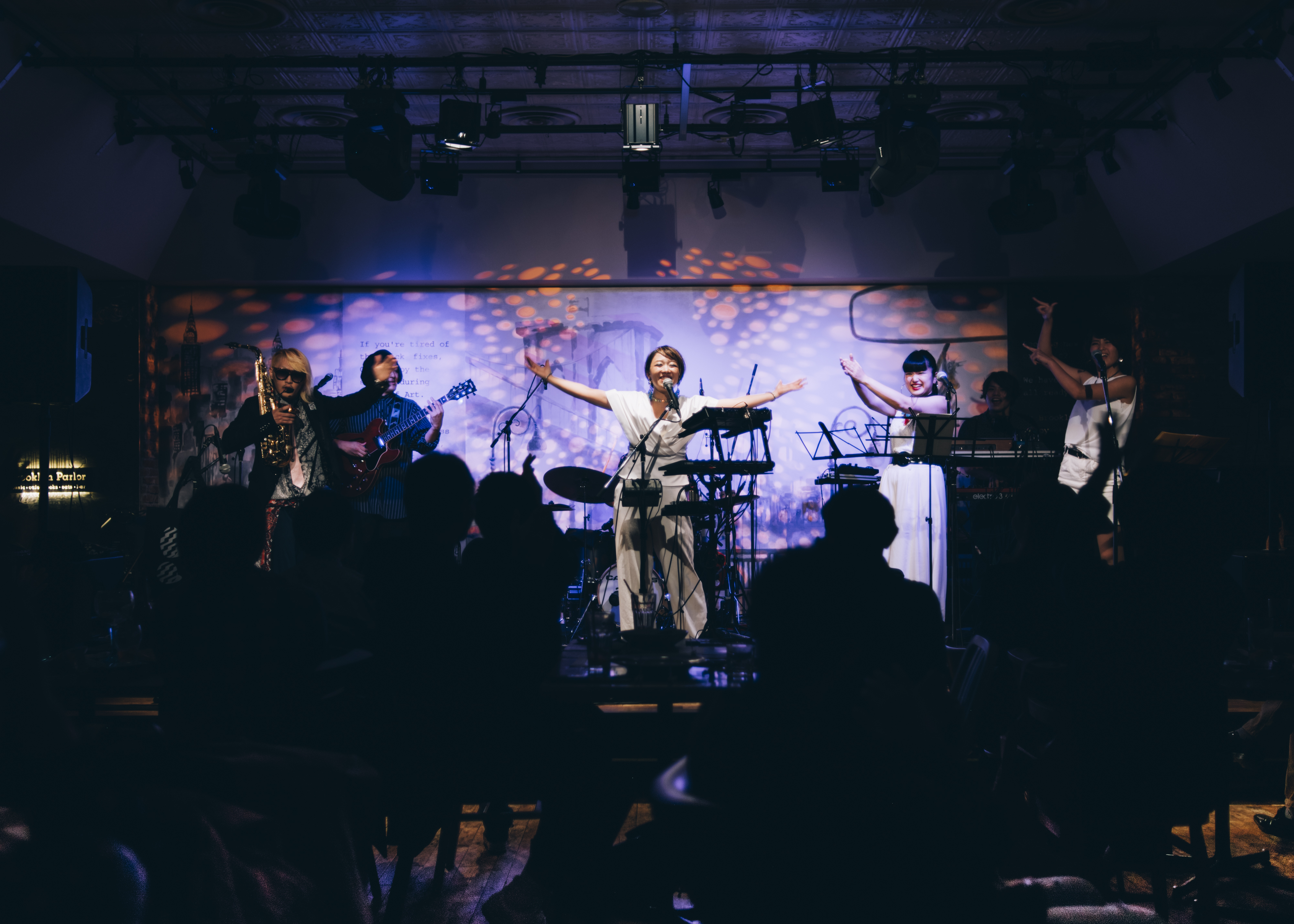 2018.10.21 at Brooklyn Parlor OSAKA