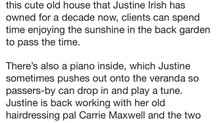 Carrie Maxwell and Justine Irish back together again