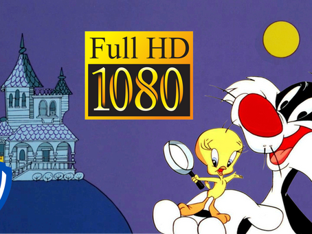 Sylvester & Tweety Mysteries Intro in HD (25th Anniversary!)