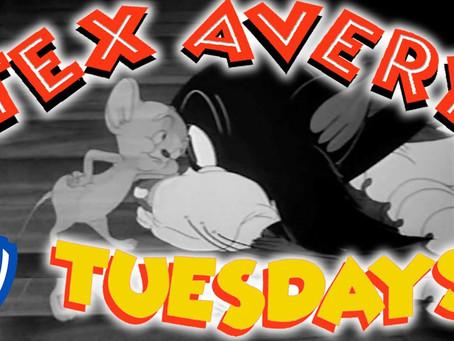 "TAT#1 (Tex Avery Tuesdays): ""The Haunted Mouse"""