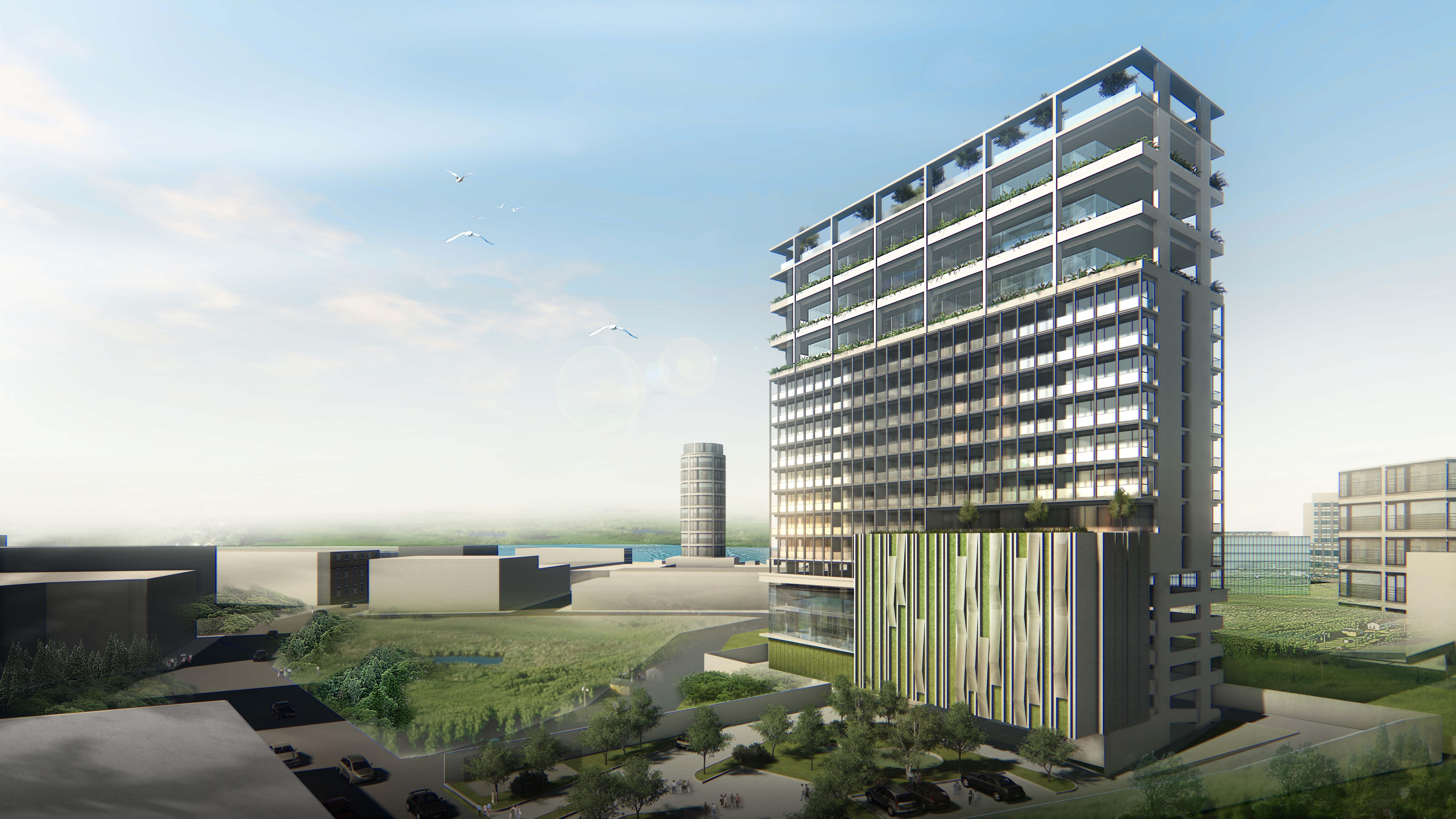 alma-architect เซอร์วิสอพาร์ทเมนท์