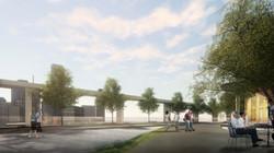 alma-architect ส่วนงานlandscape