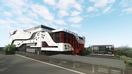 alma-architect factory TALAY