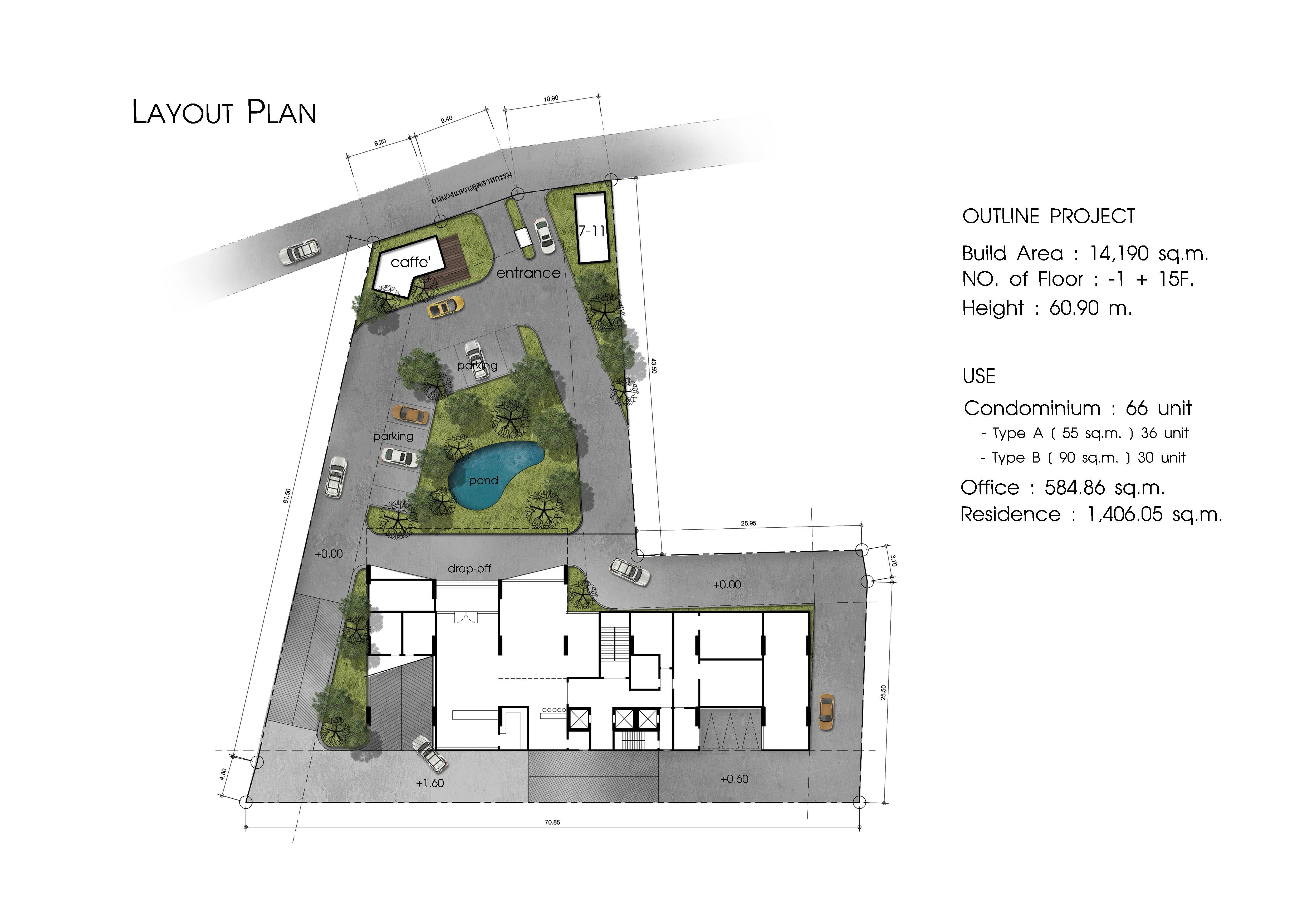 alma-architect Layout