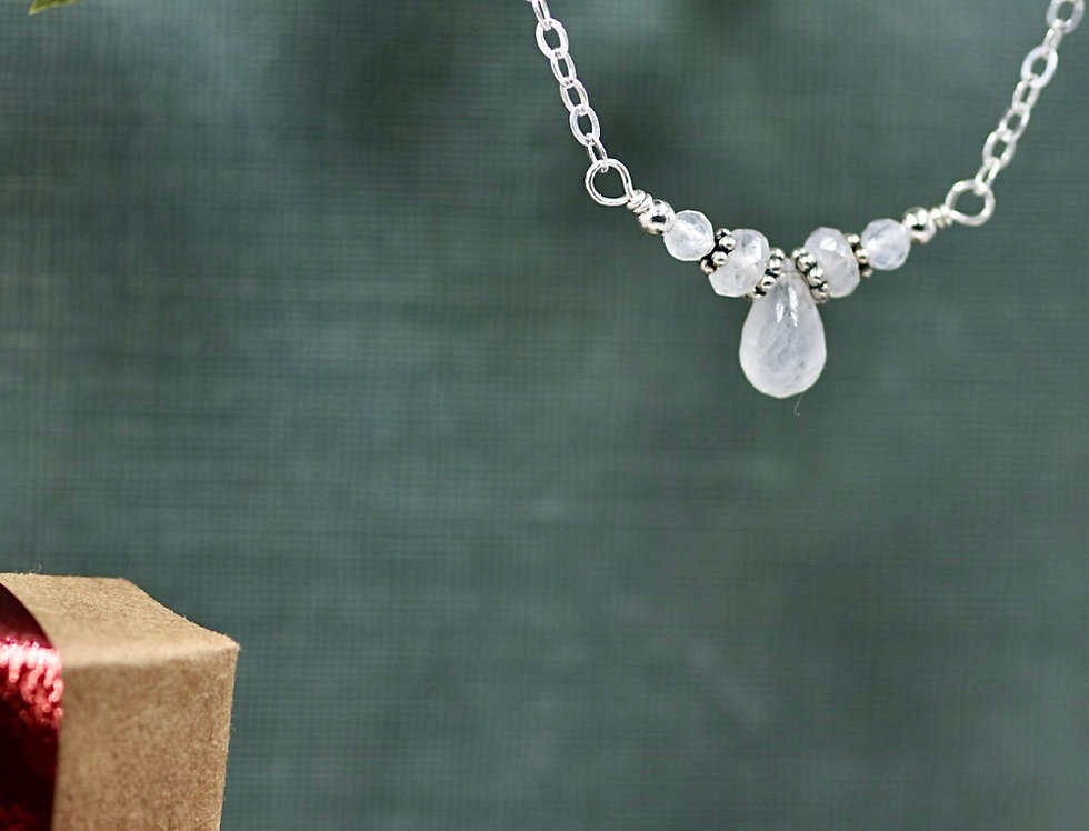 Moonstone Lovely Necklace