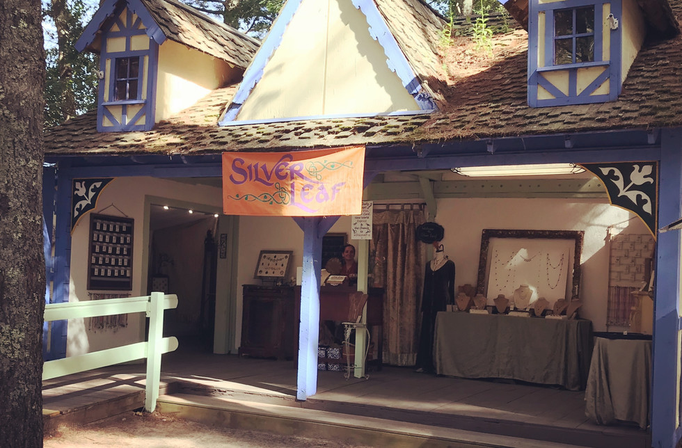 Our Home at King Richard's Faire