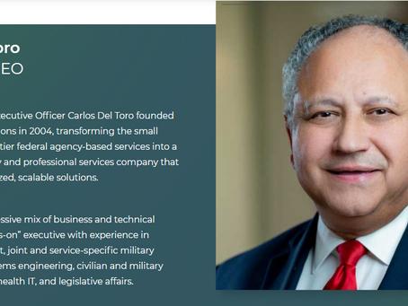 Biden nominates Carlos Del Toro as Secretary of the Navy