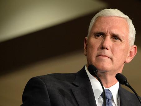 Mike Pence warns against Navy 'wokeness,' urges focus on warfighting
