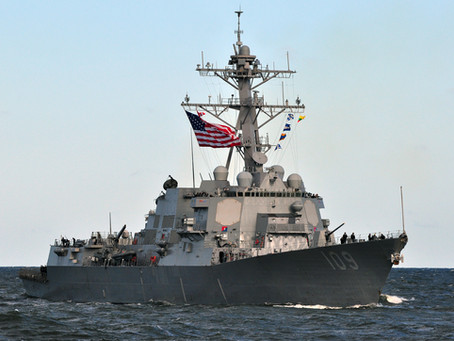 Senate defense policy bill boosts Navy spending, pushes for larger fleet