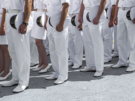 Navy unveils process for gender transition during service