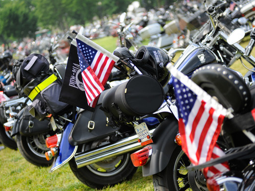 AUSN rallies veteran groups in support of this year's 'Rolling to Remember' ride to Washington
