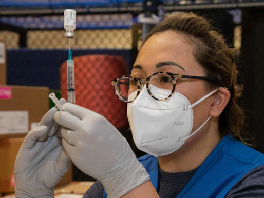 Navy pushes Sailors, Marines toward the COVID vaccine