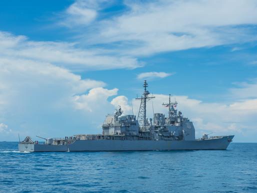 Pentagon may rename USS Antietam, USS Chancellorsville, USNS Maury