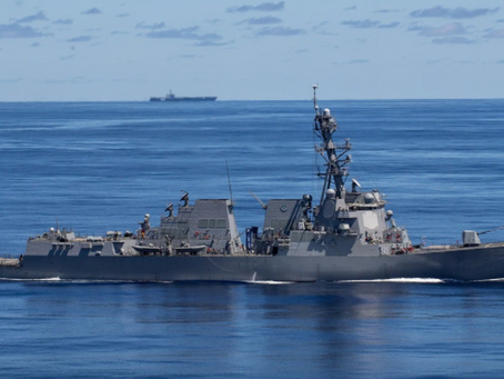 NAVY TIMES: On fleet size, Congress should listen to the Navy's leaders, not its planning documents