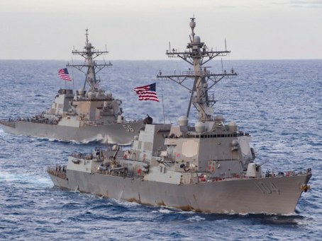 NAVY TIMES: Navy must revamp shipbuilding, recruitment and retention, advocacy group says