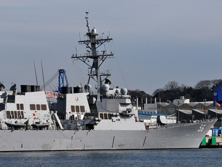 Four years later, Navy still haunted by Fitzgerald, McCain collisions