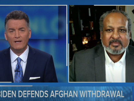 THE DONLON REPORT: Taliban now in control of half of Afghanistan