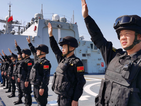 Navy plots China strategy in an era of flat defense budgets