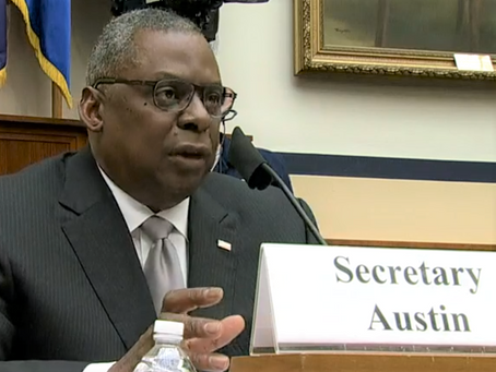 DOD about-face: Austin supports removal of military sexual assault cases from the chain of command
