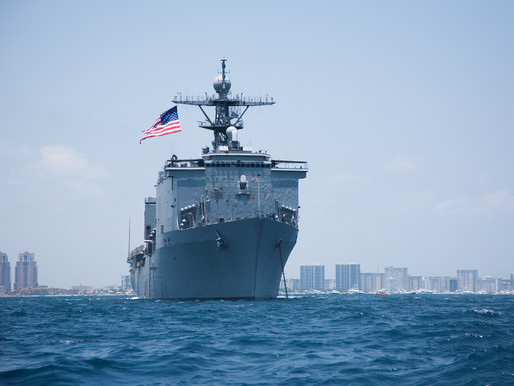 Navy budget prioritizes maintenance over fleet expansion