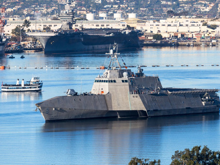 Navy reimagines surface warfare training after 2017 collisions