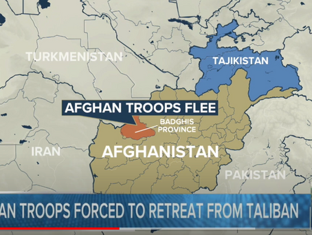 THE DONLON REPORT: The U.S.'s quick withdrawal from Afghanistan
