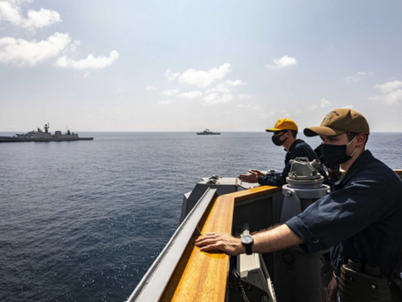 Report: Why can't the Navy keep its surface warfare officers?