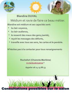 Blandine DUVAL