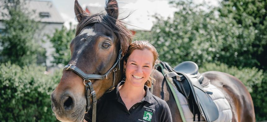 Carole Colling - Rundumpaket für ihr Pferd