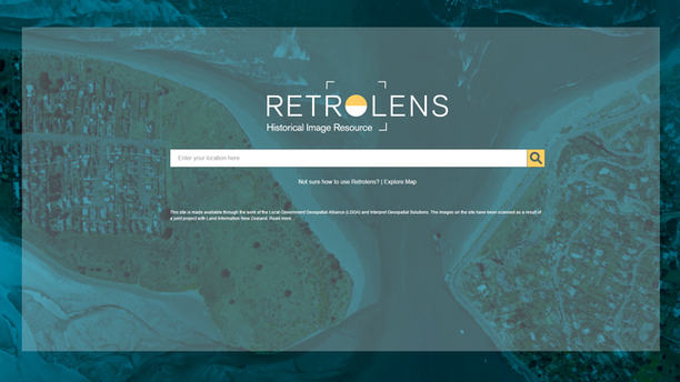 RETROLENS IS YOUR NATIONAL HISTORIC IMAGE RESOURCE