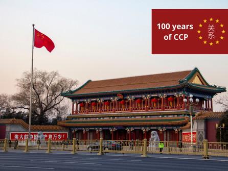 The CCP's Ideology through its General Secretaries
