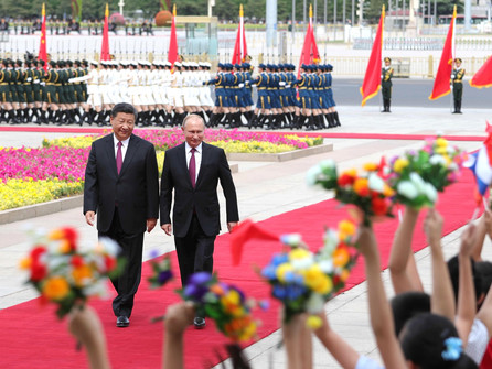 As Moscow and Beijing Deepen Ties, the EU's China Approach will Become More Difficult