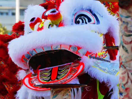 Chinese New Year: The Legend of a Monster