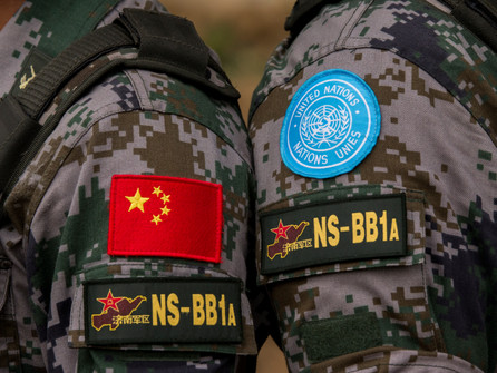 Chinese Peacekeeping in Africa: Cooperation or Rivalry with the EU?