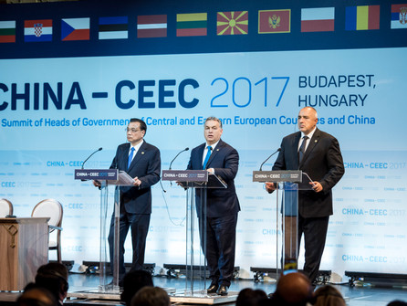 The New Balkan Route – China's Development Aid for Southeastern Europe