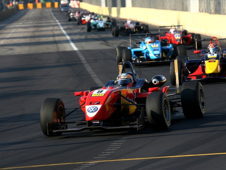 Racing in the Far East: the Macau GP