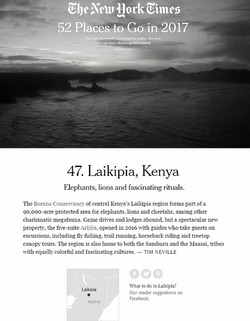 The New York Times | Best Places