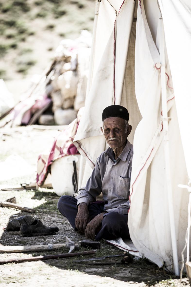 David Crookes | Bakhtiari | Nomads