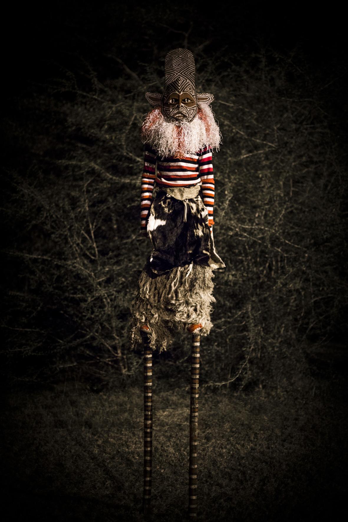 David Crookes | Makishi Dancers