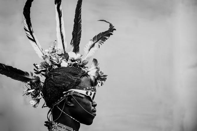 The Featherman   Kenya