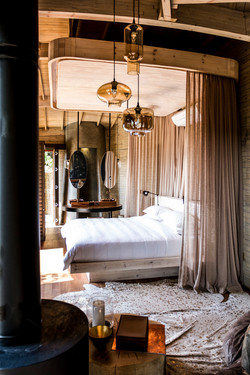 David Crookes | Sandibe Lodge
