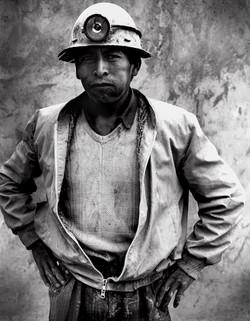 David Crookes | Miners | Bolivia